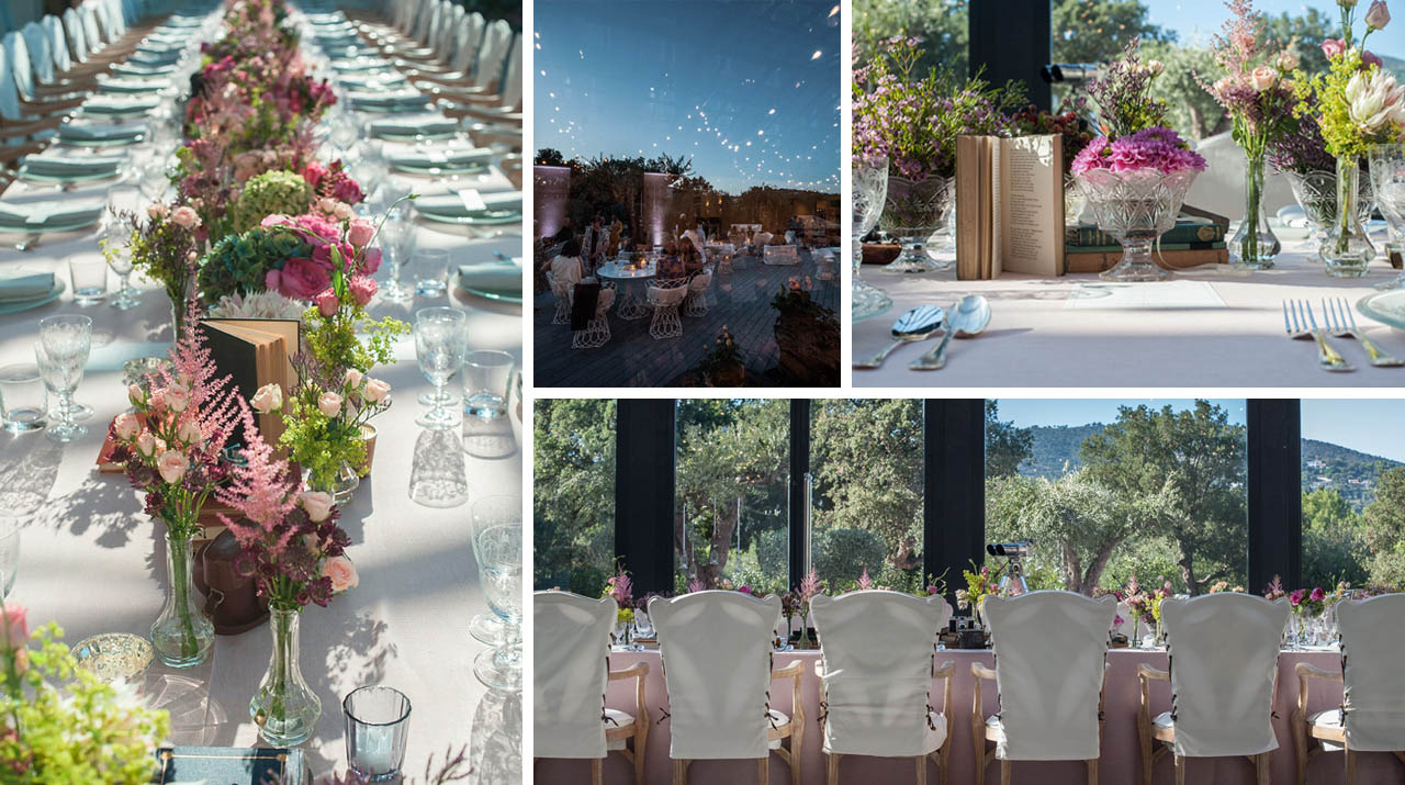 St Tropez Party - Styling Details