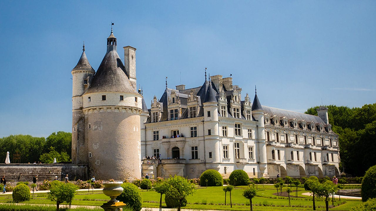 Stunning chateaux in France perfect for a lavish destination wedding