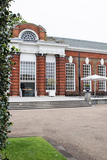 Kensington Palace Weddings | The Orangery London Kensington Palace