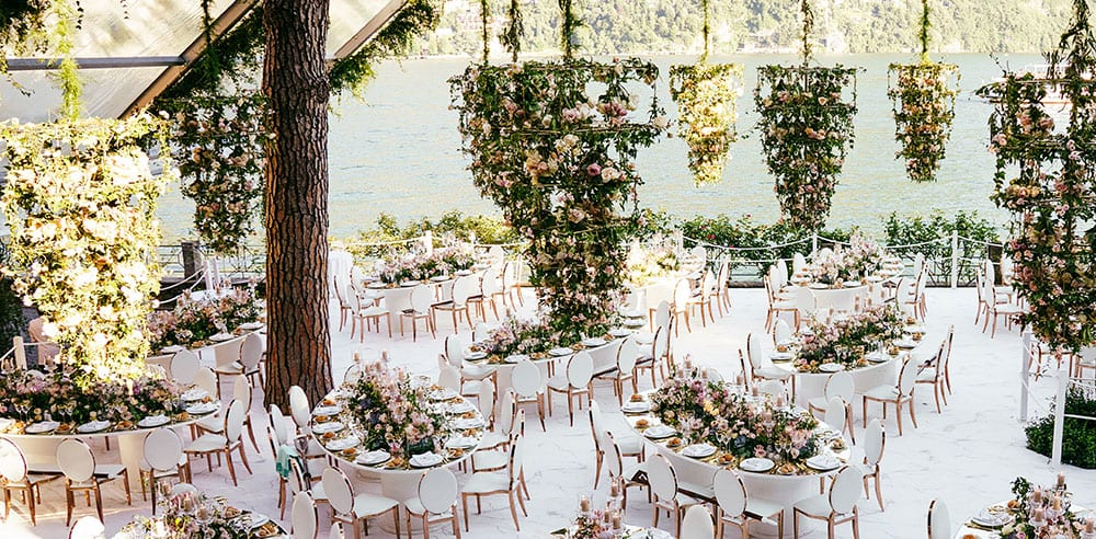 how to prepare a luxury wedding