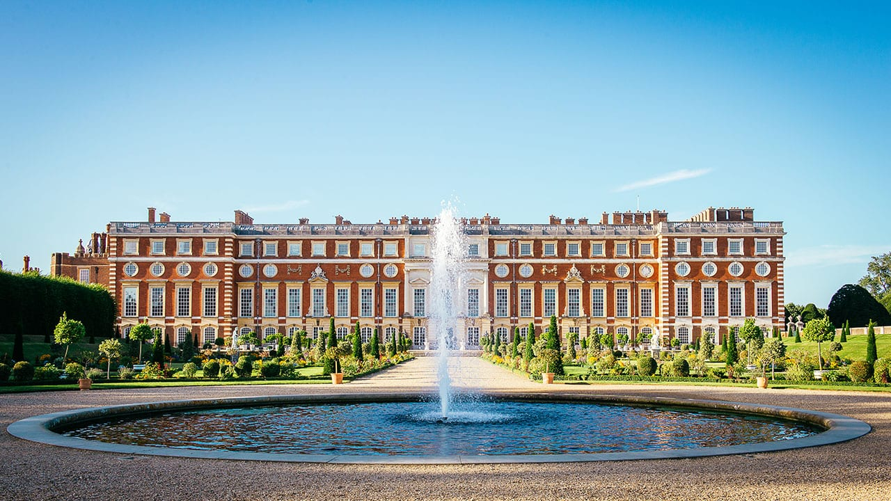 Hampton Court Palace Weddings