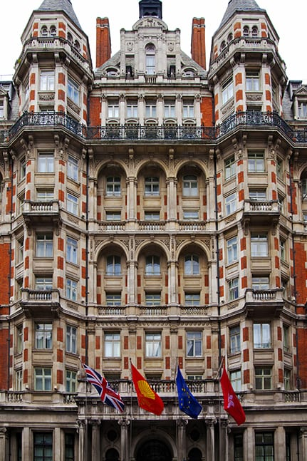 Mandarin Oriental London Wedding | London, Mandarin Oriental luxury hotel