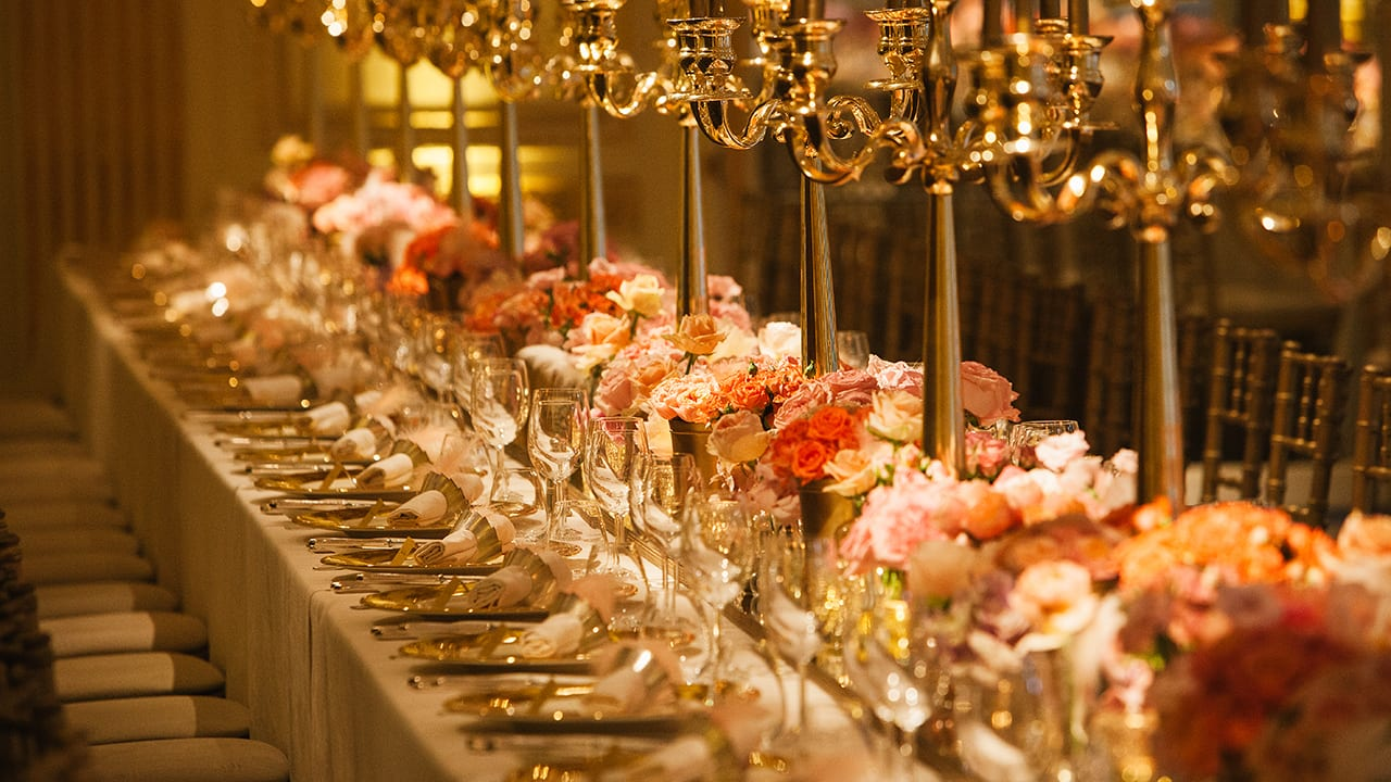 Mandarin Oriental London Wedding