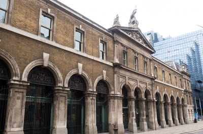 The Old Billingsgate venue in London