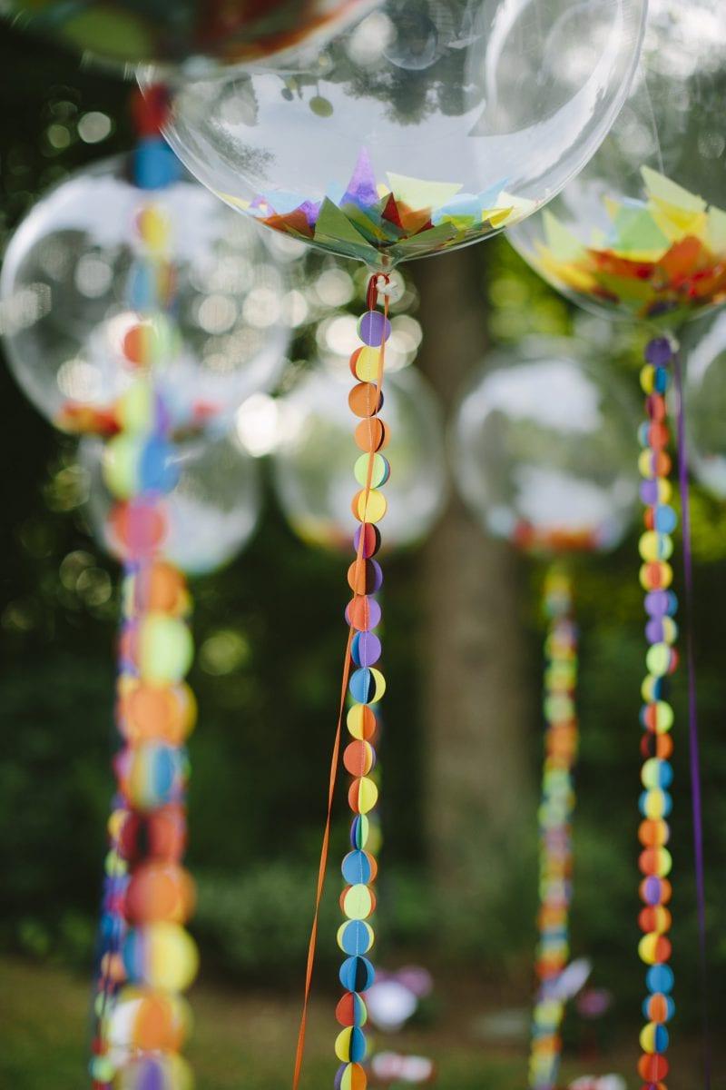 Luxury birthday balloons