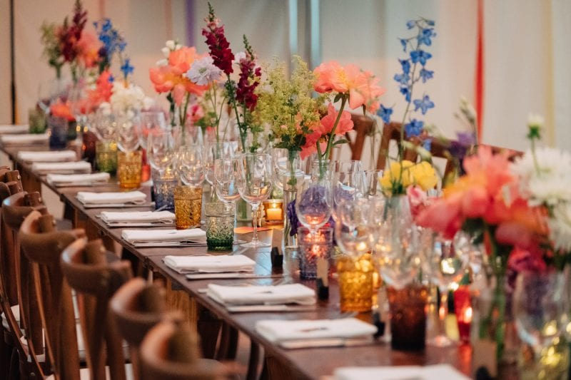 English flower tables cape